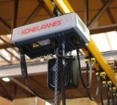 Electric Chain Hoists for Industrial Applications