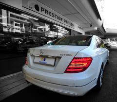 Automobiles passenger sedans of middle class D