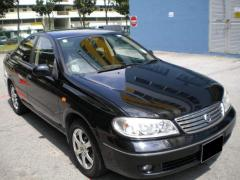 Automobiles passenger sedans of small class (B)