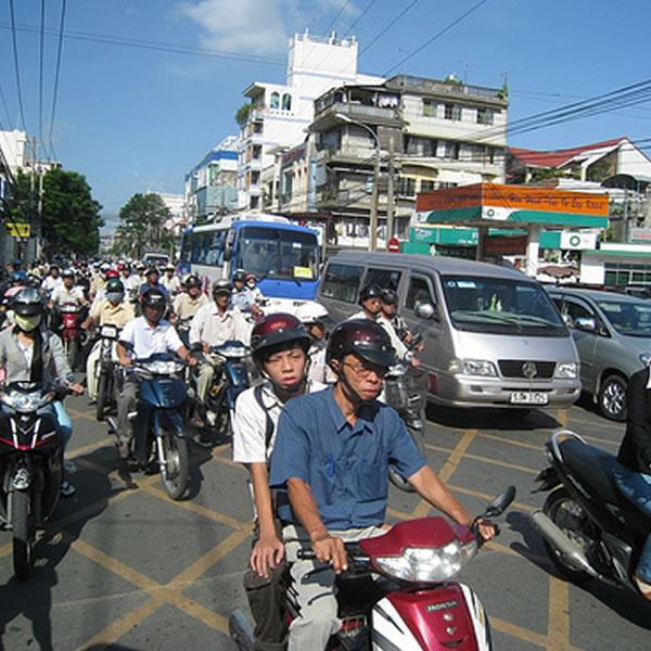 预定 Ho Chi Minh – Mekong Delta tour