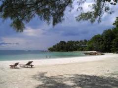 Bintan Nirwana Beach Club tour
