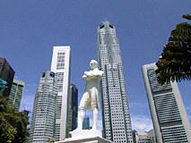 Singapore Footsteps of Raffles tour