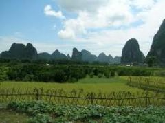 Guilin Scenery + Hong Kong tour