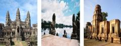 Angkor Wat Khmer Civilization tour