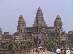 Magical Temple City of Angkor Wat tour