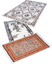 Oriental rugs Cleaning & Protection