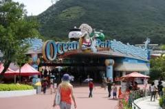 Hong Kong with Ocean Park Day Tour