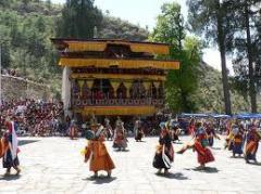 Crane Festival Bhutan tour