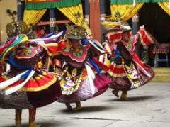 Bhutan Talo and Paro Tshechu tour