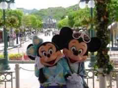 Hong Kong Disneyland Afternoon Tour Package