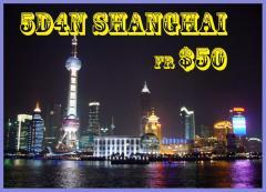 Shanghai holidays
