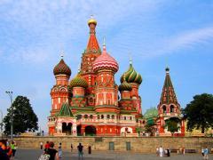 Russia Jewel Tour