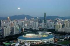 Hong Kong + Shenzhen tour
